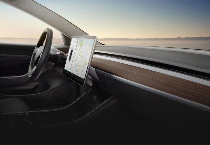 Tesla UI Design