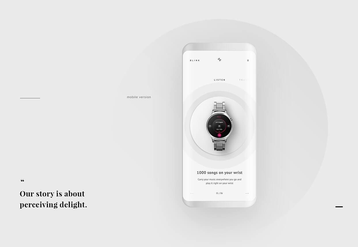 blink.watch — Website
